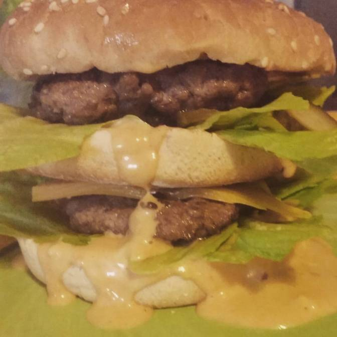 Recipe of the Month (July)-Home Made Big Mac